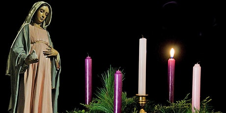 Sunday 12noon 1st Sunday of Advent Mass 2020 tickets