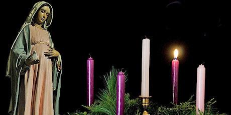 Sunday 12noon 1st Sunday of Advent Mass 2020 tickets