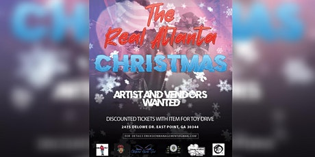 The Real Atlanta Christmas Concert tickets