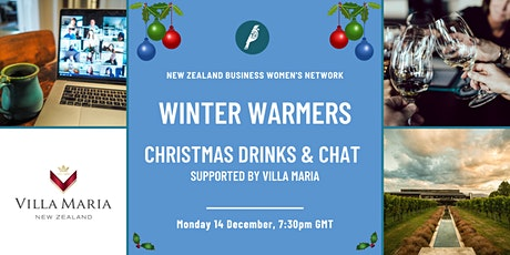 Winter Warmers: Christmas Drinks & Chat tickets
