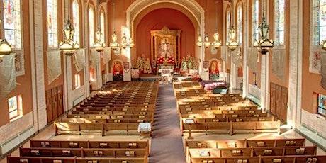 Simbang Gabi 2020 - St. Gregory Catholic Church tickets