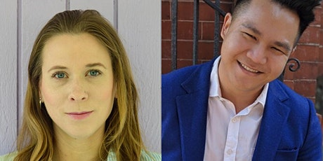 An Evening with Alyse Bensel and Eric Tran (Online) tickets