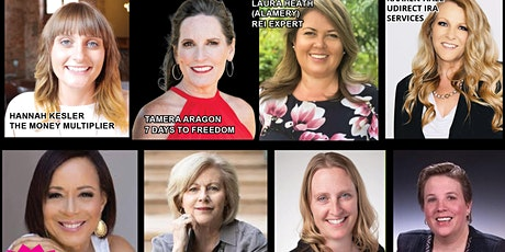 Learn from the LADIES Who ROCK Real Estate - PLUS, Join Our Investor Groups tickets