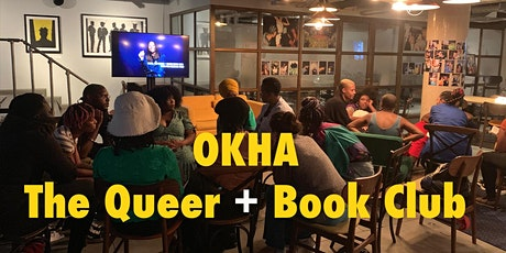 OKHA , the queer + Black book club tickets
