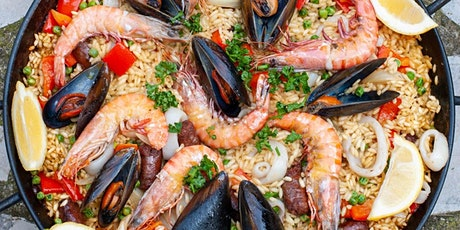 Paella direct! | Freshly made to collect