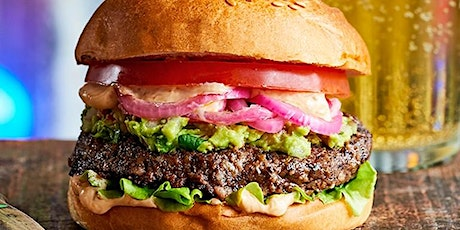 Vegan Burgers direct! | Freshly made to collect tickets