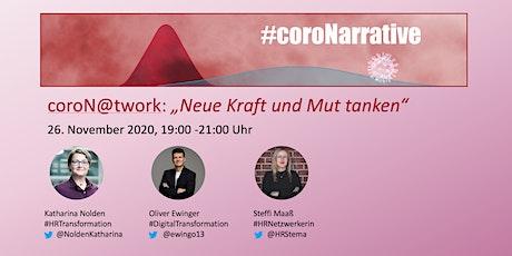 coroN@twork Treffen #1 Tickets