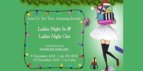 Ladies Night In  With Camperdown Showcase Jewellers tickets