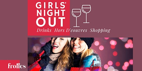 Frolics Boutique Girls' Night Out tickets