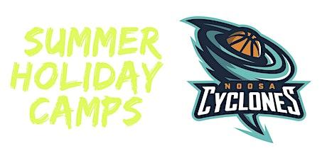 Noosa Cyclones Summer Holiday Camps tickets