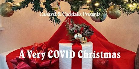 A Very COVID Christmas tickets