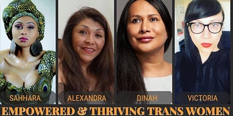 Empowered & Thriving Trans Women tickets