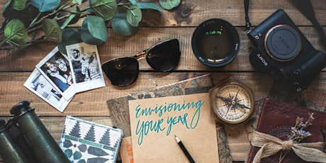 Envisioning Your Year:  Creating a 2021 Vision Board & Ritual tickets