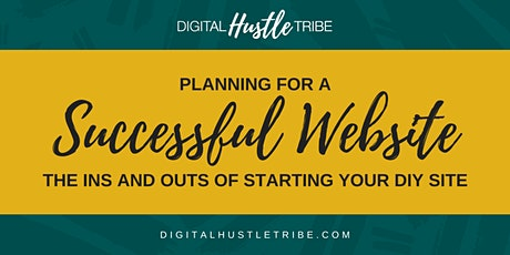 Planning Your Website For Success! tickets