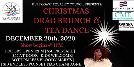 Christmas Drag Brunch and Tea Dance tickets