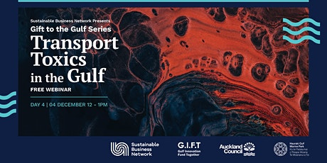 Gift to the Gulf Session 4- Transport toxics in the Gulf tickets