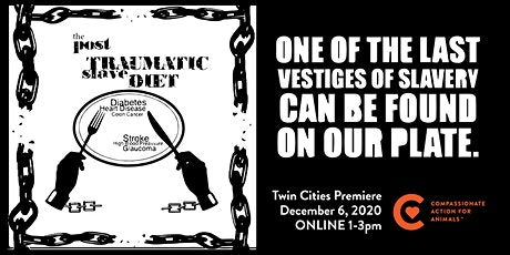 Movie Screening: Post Traumatic Slave Diet tickets