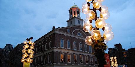 (Boston CCE) برنامج مدينة بوسطن لمصدر الكهرباء المختار محليًا tickets