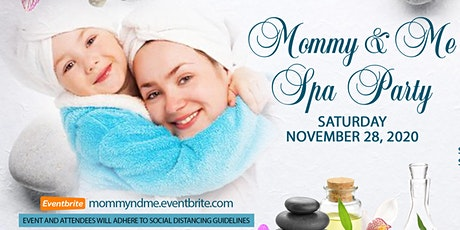 Mommy and Me Virtual Spa Time tickets