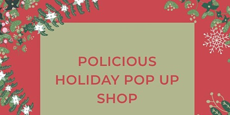 POLICIOUS pop up shop tickets