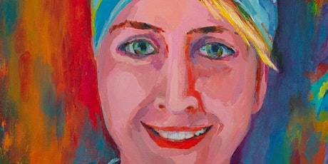 Portrait Express: Acrylic Painting with Patricia Dunn-Walker tickets