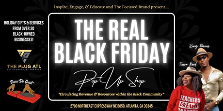 THE REAL BLACK FRIDAY tickets