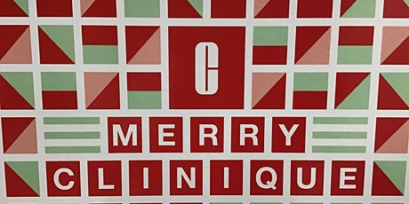 Clinique (Festive Favorites) Holiday Purchase with Purchase tickets