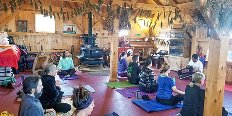 December Wood Stove Yoga tickets