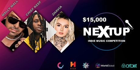 Next Up Indie Music Online Competition tickets