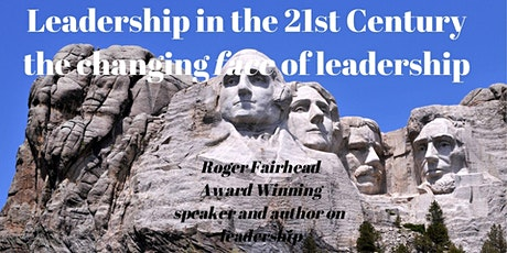 The Changing Face of Leadership: Leadership in the 21st Century tickets