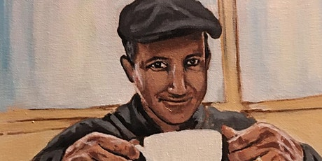 Beginners Acrylic Portrait Painting Class  tickets