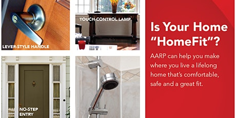 """AARP HomeFit:  A Guide to Creating a Safe & Comfortable """"Lifelong Home"""""""
