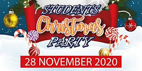 Students Christmas Party tickets