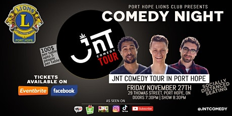 Comedy Night | JNT Comedy Tour at Port Hope Lion's Club tickets