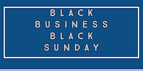 Black Business Black Sunday POP-UP tickets