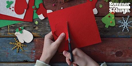 Hororata  Community Hall Christmas Craft for Kids tickets