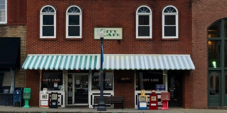 City Cafe Paranormal Investigation tickets