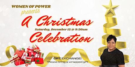 A Christmas Celebration w/Dr. Wendi Frye tickets