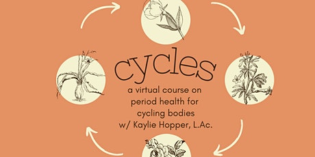 Cycles:  a virtual course for cycling bodies tickets