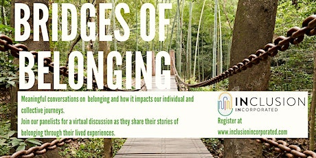 Bridges of Belonging - Conversation #20 tickets