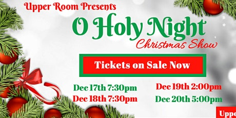 O Holy Night tickets