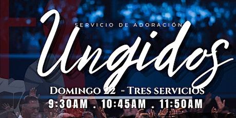 Servicio especial de adoración tickets