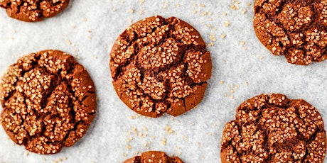 Culikid's 12/12 Molasses Cookies Baking Class tickets