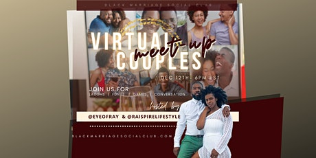 Everything is Love!- Virtual Couples Meet-up tickets