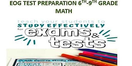 EOG Test Preparation tickets