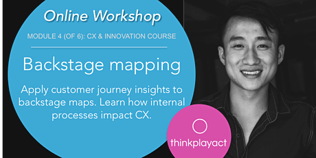 Online Workshop : Backstage Mapping tickets