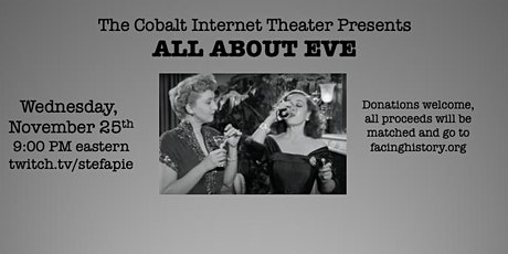 All About Eve Radio Spectacular tickets