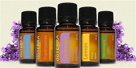 Webinar - What's All the Buzz About doTERRA Essential Oils? tickets