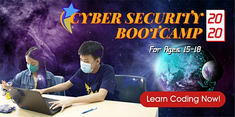 2 Day Cyber Security Bootcamp | Ages15-18 | 930-630pm| 19 & 20 Dec