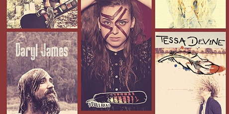 HOUSE CONCERT with Tullara, Daryl James and Tessa Devine tickets